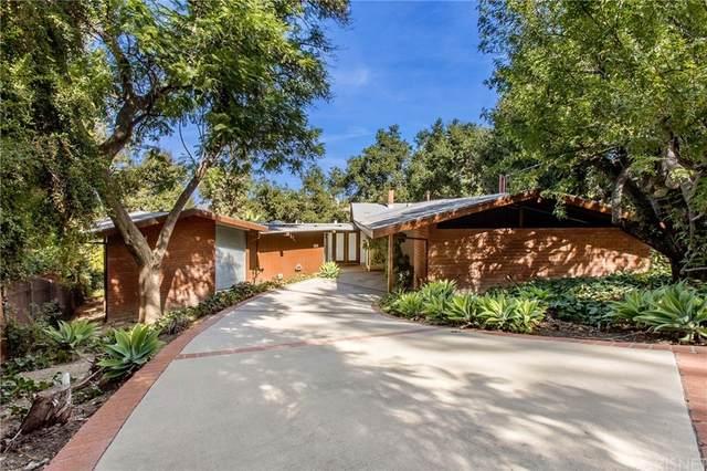 4791 Galendo Street, Woodland Hills, CA 91364 (#SR21234411) :: The Kohler Group