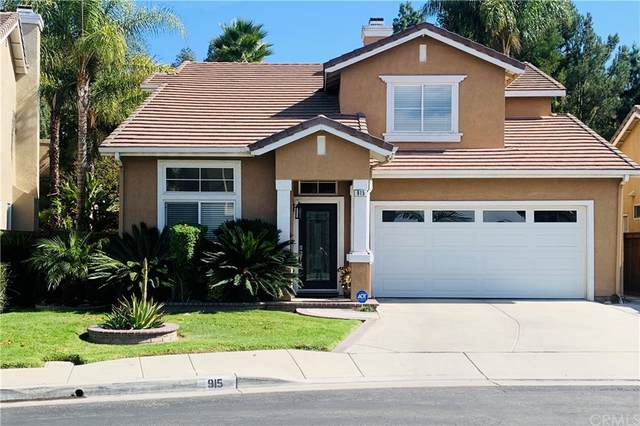 915 Toucan Lane, Corona, CA 92879 (#OC21234260) :: Blake Cory Home Selling Team