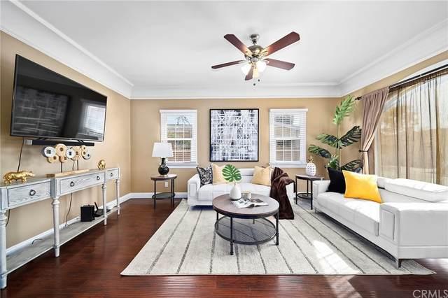 41 E Platt Street, Long Beach, CA 90805 (#PW21234390) :: Dave Shorter Real Estate