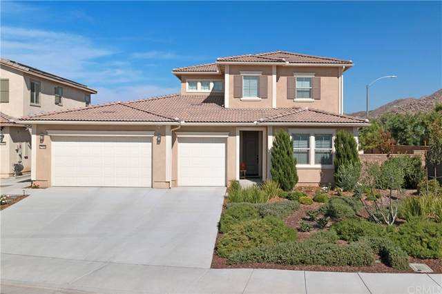 27438 Collier Drive, Menifee, CA 92585 (#SW21234074) :: Swack Real Estate Group | Keller Williams Realty Central Coast