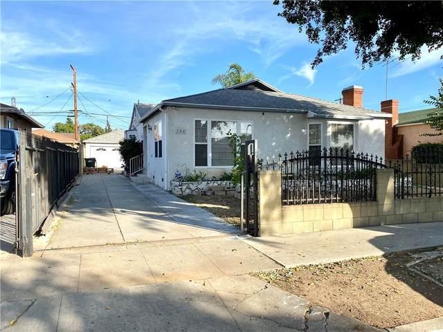 704 Leonard Street, Montebello, CA 90640 (#WS21234410) :: The Kohler Group
