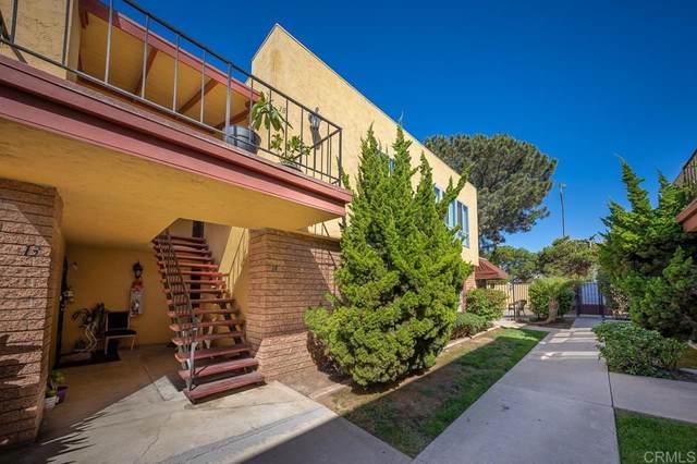 617 Third Avenue #14, Chula Vista, CA 91910 (#PTP2107416) :: Swack Real Estate Group | Keller Williams Realty Central Coast