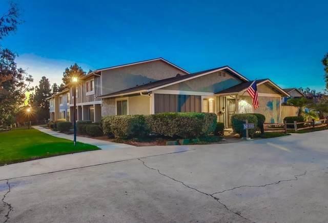 1547 Sonora Drive #218, Chula Vista, CA 91911 (#210029617) :: RE/MAX Empire Properties