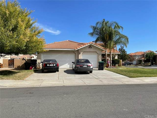 25552 Riley Circle, Menifee, CA 92585 (#CV21234429) :: Swack Real Estate Group | Keller Williams Realty Central Coast