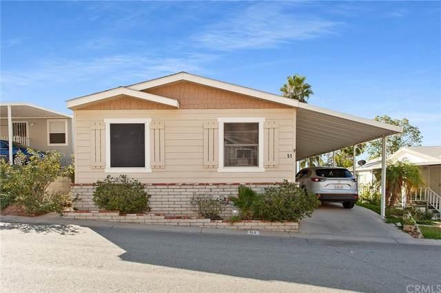 3700 Quartz Canyon Road #51, Riverside, CA 92509 (#IV21232108) :: Necol Realty Group