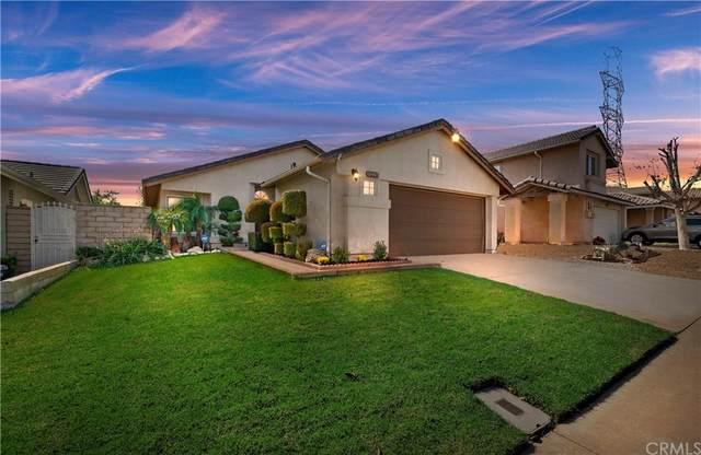 13483 Lafayette Court, Fontana, CA 92336 (#CV21234054) :: Blake Cory Home Selling Team