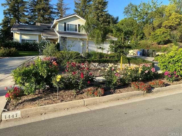 1447 Elizabeth, Redlands, CA 92373 (#EV21234441) :: Mainstreet Realtors®