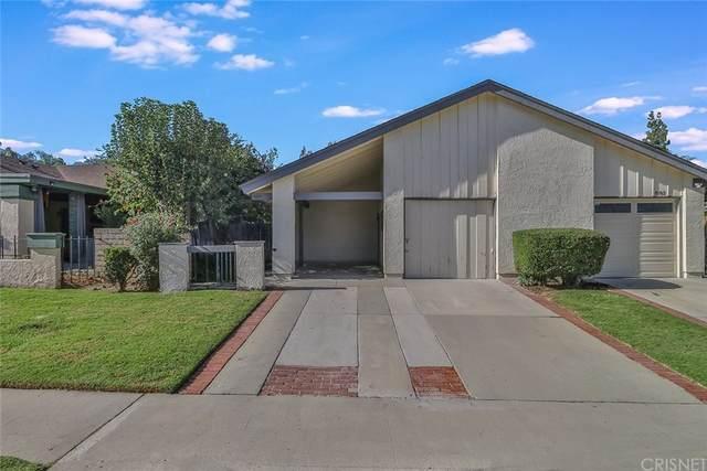 885 Vallejo Avenue, Simi Valley, CA 93065 (#SR21234444) :: Compass