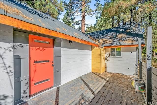 374 Knight Ave, Big Bear, CA 92315 (#CV21234446) :: Zen Ziejewski and Team