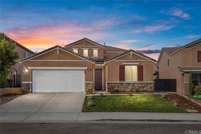3635 Turmeric Lane, San Bernardino, CA 92407 (#IV21234440) :: Compass