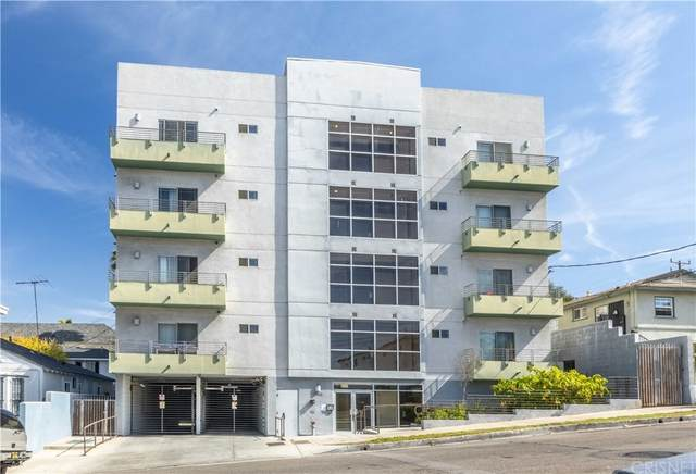 1042 S Kingsley Drive #304, Los Angeles (City), CA 90006 (#SR21233175) :: Realty ONE Group Empire