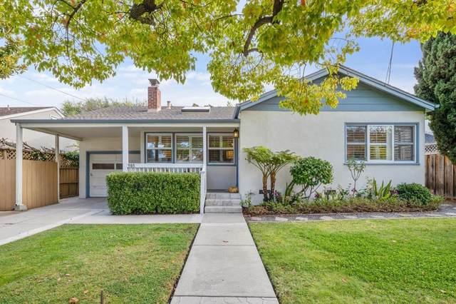 985 Mccue Avenue, San Carlos, CA 94070 (#ML81867907) :: RE/MAX Masters