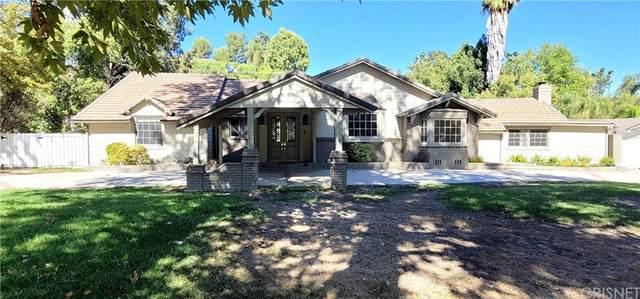23869 Long Valley Road, Hidden Hills, CA 91302 (#SR21234011) :: RE/MAX Empire Properties
