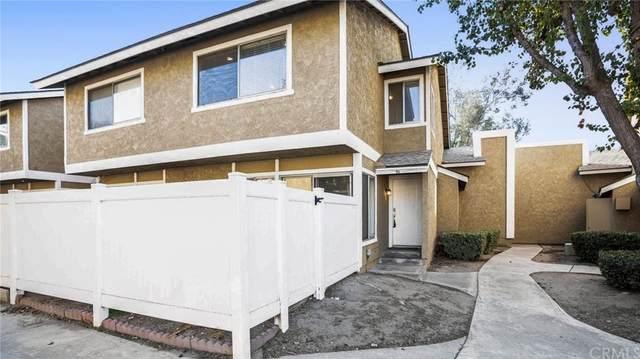 2321 S Magnolia Avenue 9A, Ontario, CA 91762 (#IG21234463) :: Corcoran Global Living