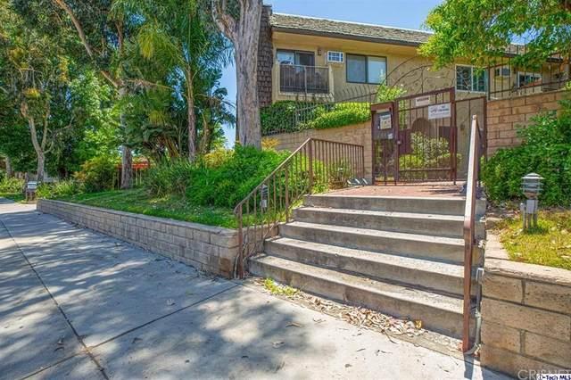 8641 Glenoaks Boulevard #125, Sun Valley, CA 91352 (#SR21234471) :: RE/MAX Empire Properties