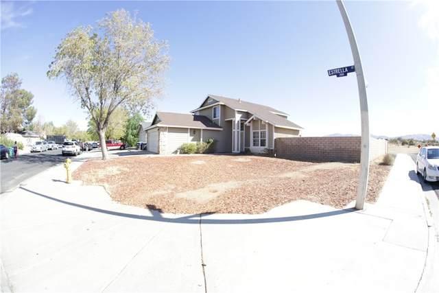 2104 Estrella Court, Palmdale, CA 93550 (#PW21234481) :: Mainstreet Realtors®