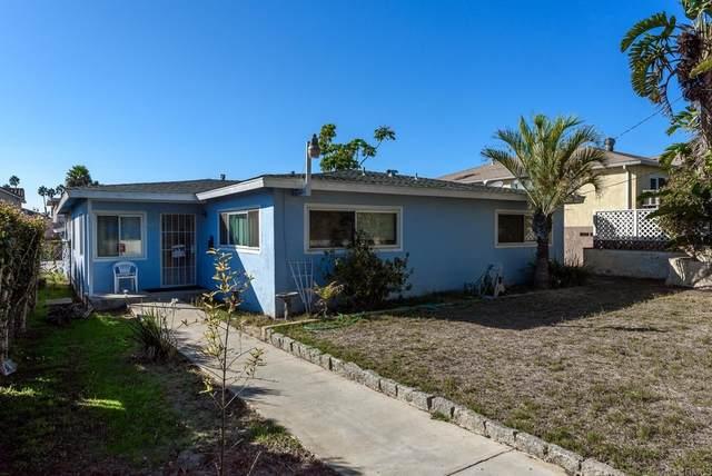 1062 12th Street, Imperial Beach, CA 91932 (#PTP2107421) :: Zutila, Inc.