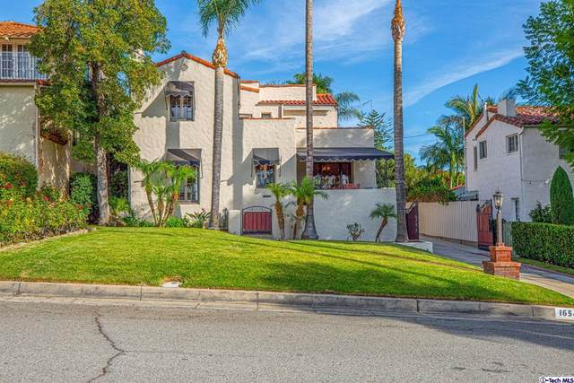 1654 Highland Avenue, Glendale, CA 91202 (#320008161) :: Mainstreet Realtors®
