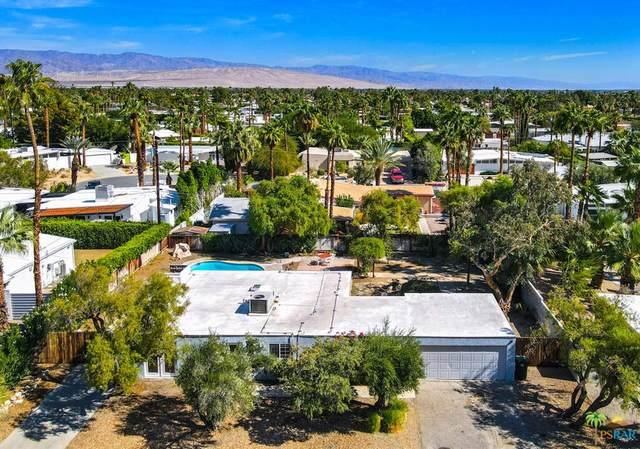 2164 N Berne Drive, Palm Springs, CA 92262 (MLS #21795422) :: Desert Area Homes For Sale