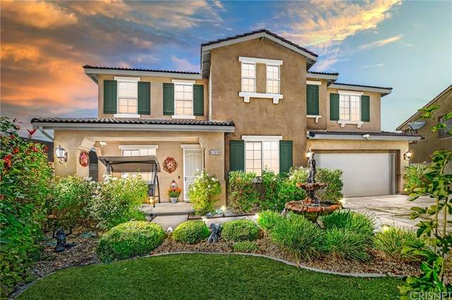 43819 Windrose Place, Lancaster, CA 93536 (#SR21234460) :: Necol Realty Group