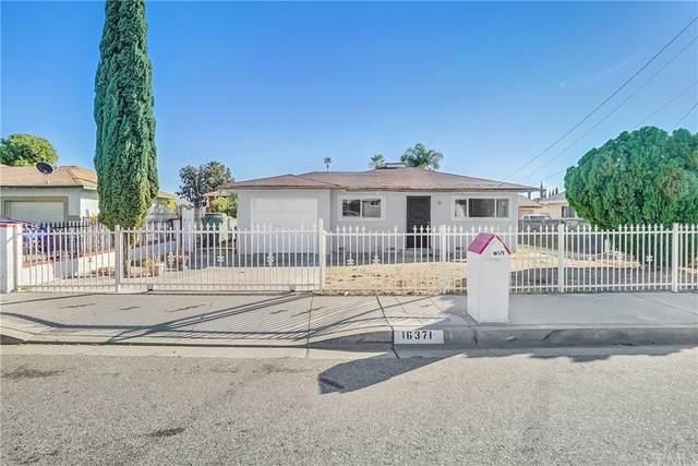 16371 San Bernardino Avenue, Fontana, CA 92335 (#TR21234506) :: Blake Cory Home Selling Team