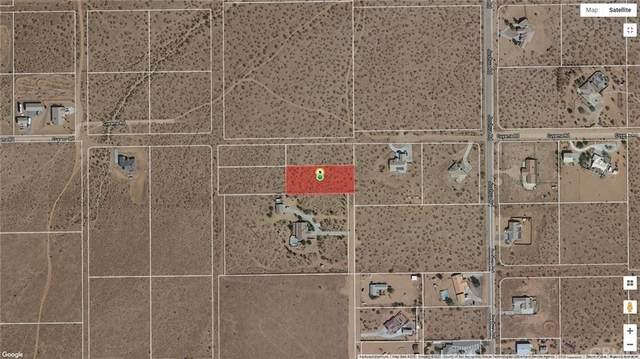 0 Century Plant Road, Apple Valley, CA 92307 (#CV21234511) :: EGA Homes