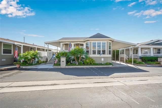 16222 Monterey Ln #314, Huntington Beach, CA 92649 (#PW21233896) :: The Kohler Group