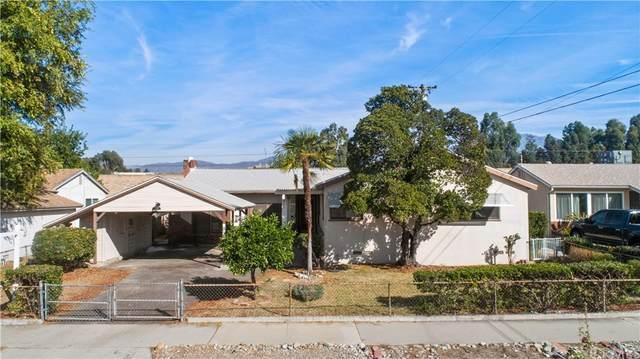 821 Drake Avenue, Claremont, CA 91711 (#CV21234520) :: Corcoran Global Living