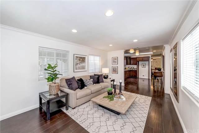 4604 W 166th Street, Lawndale, CA 90260 (#SB21233711) :: RE/MAX Empire Properties