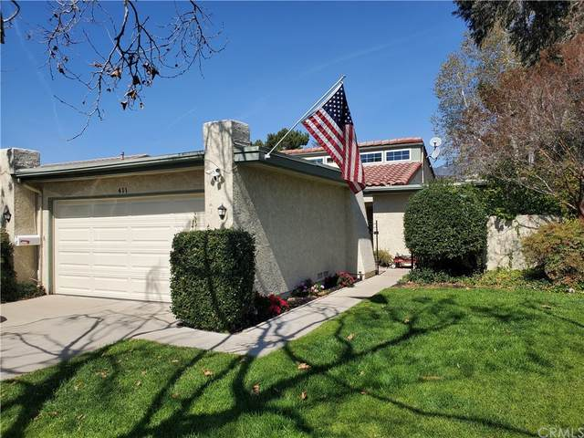 411 Champlain Drive, Claremont, CA 91711 (#CV21234559) :: RE/MAX Empire Properties