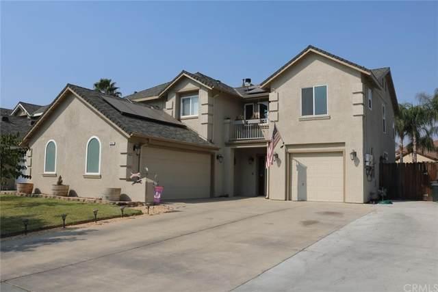 2887 Griffith Avenue, Clovis, CA 93611 (#FR21234571) :: Compass