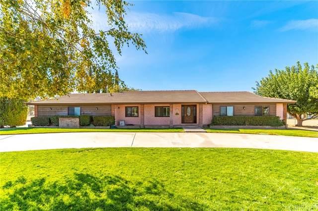 2714 W Avenue M4, Palmdale, CA 93551 (#SR21232223) :: Mainstreet Realtors®