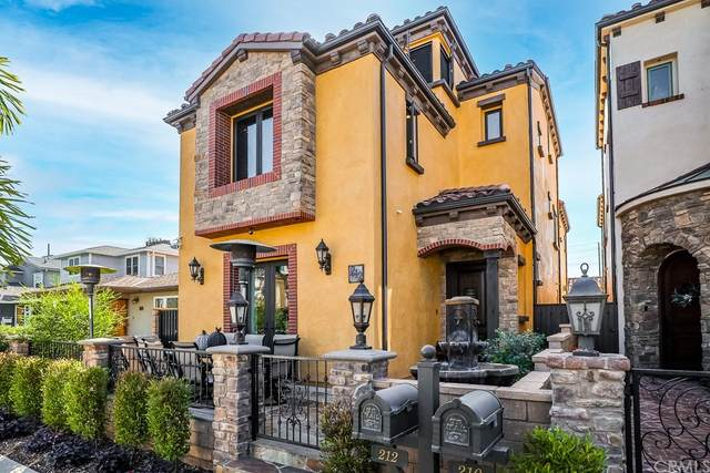 212 Baltimore Avenue, Huntington Beach, CA 92648 (#PW21231977) :: Blake Cory Home Selling Team