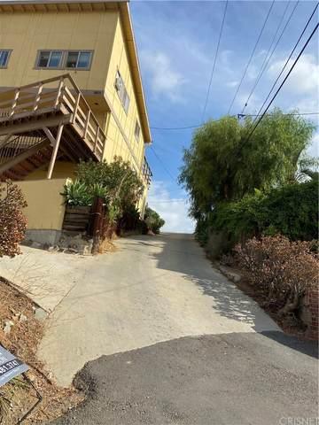 11487 Aucas Drive, Chatsworth, CA 91311 (#SR21234565) :: Re/Max Top Producers