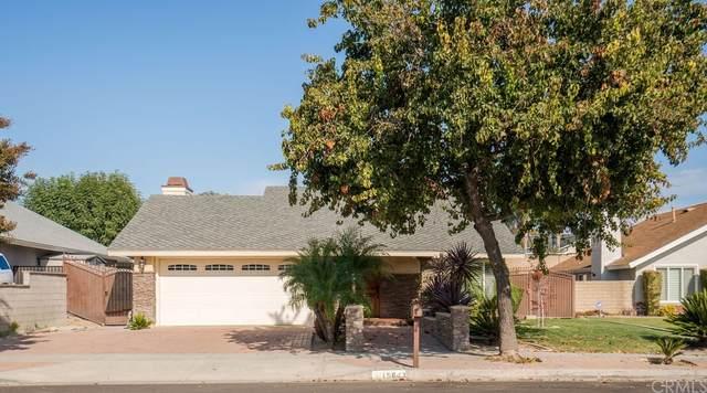 15843 Tern Street, Chino Hills, CA 91709 (#CV21234607) :: Corcoran Global Living