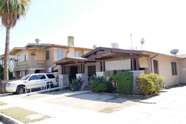 1862 W 24th Street, Los Angeles (City), CA 90018 (#SB21233552) :: Compass