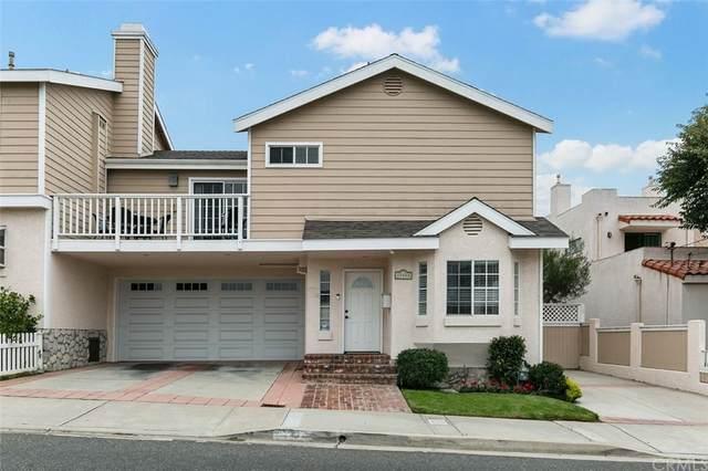 1708 Flagler Lane B, Redondo Beach, CA 90278 (#PV21234643) :: EGA Homes