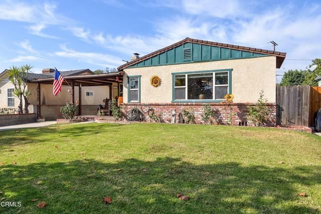 1517 N Pepper Street, Burbank, CA 91505 (#V1-9093) :: Compass