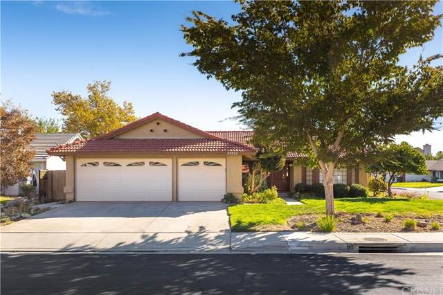 39506 Cottontail Street, Palmdale, CA 93551 (#SR21234649) :: Re/Max Top Producers
