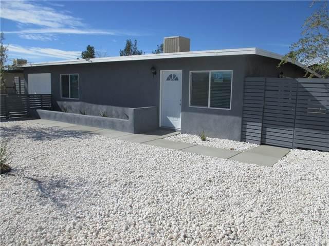 2889 Laurel Street, Rosamond, CA 93560 (#SR21234660) :: Zutila, Inc.