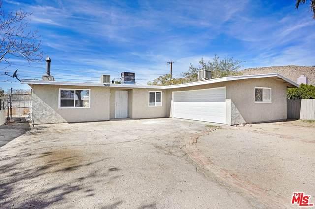 7100 Tamarisk Avenue, Yucca Valley, CA 92284 (#21798498) :: EGA Homes