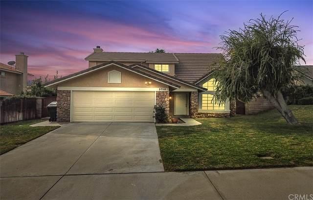 5758 Jesse Drive, San Bernardino, CA 92407 (MLS #WS21232958) :: The Zia Group