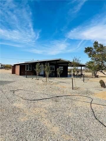 766 Mockingbird Lane, Joshua Tree, CA 92252 (MLS #EV21234690) :: Desert Area Homes For Sale