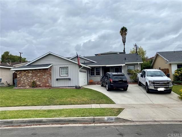 350 La Plaza Drive, La Habra, CA 90631 (#PW21234698) :: RE/MAX Empire Properties