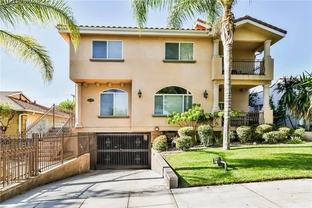 735 E Angeleno Avenue #5, Burbank, CA 91501 (#OC21234712) :: Compass