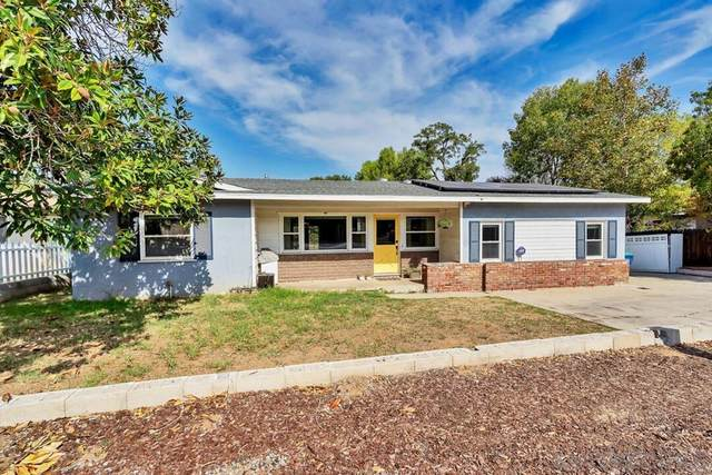 12034 Lemon Crest Dr, Lakeside, CA 92040 (#210029644) :: Realty ONE Group Empire