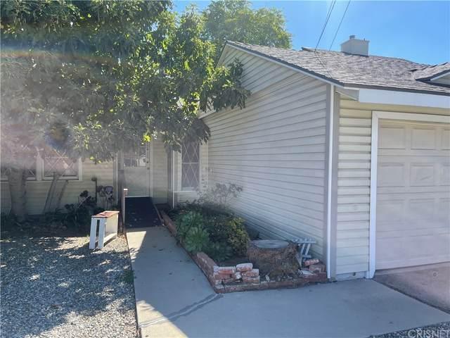 15436 Milbank Street, Encino, CA 91436 (#SR21234725) :: Zutila, Inc.