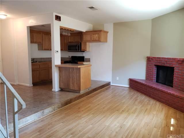 38710 10th Street E #20, Palmdale, CA 93550 (#SR21234647) :: Blake Cory Home Selling Team