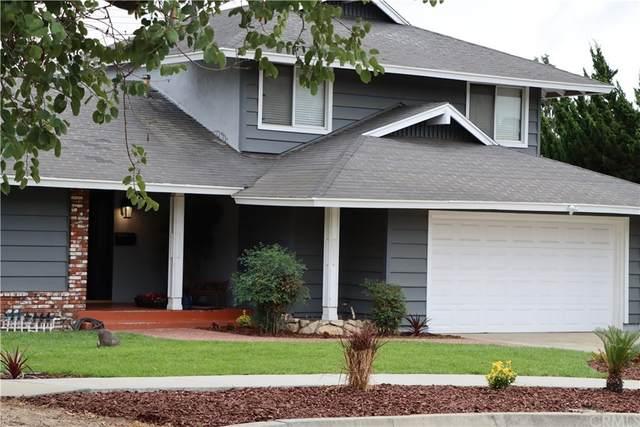 1574 Iris Way, Upland, CA 91786 (#CV21234738) :: Corcoran Global Living
