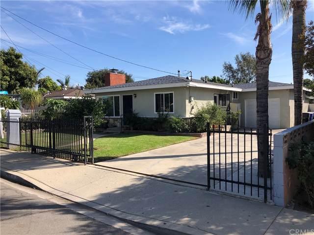1028 W 12th Street, Pomona, CA 91766 (#CV21234731) :: The Kohler Group